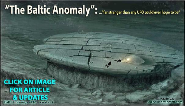 baltic and north seas meet underwater pyramids